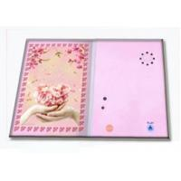 Recordable Musical Paper Greetings Cards with custom sound and printing for promotion Manufactures