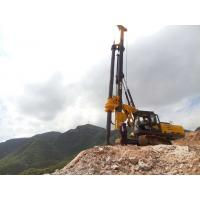 Well Drilling 43m Foundation Pile Machine KR125A Rock Boring Machine Bore Well Drilling Machine Manufactures