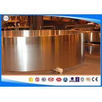 34CrMo4 / 4137 / 35CrMo Forged Steel Rings With Heat Treated 500 Mm Max Thickness Manufactures
