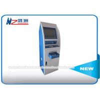 Touch Screen Information Hospital Check In Kiosk All In One 1920 X 1080 Max Resolution Manufactures