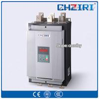CHZIRI 75KW 90KW AC motor soft starter CE CCC ISO9001 approved soft starters 320V-460V for heat pump, hoist mahinery etc Manufactures