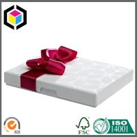 White Chocolate Paper Packaging Box; Luxury Chocolate Gift Paper Box Manufactures