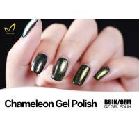 Eco - Friendly Chameleon Gel Nail Polish For Beauty Salon Long Wearing Manufactures