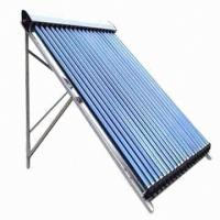 Solar collector,Tubular Heat Pipe Solar Collector Easy-to-install and Low Maintenance Manufactures