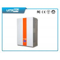 Wall Mounted Hybrid UPS Solar Power System with 50Hz / 60hz and RS232 Ports Manufactures