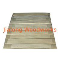 Quality Brown Paper Backed Flexible Veneer Sheets For Door And Plywood for sale