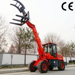 Best price front loader TL2500 wheel loader truck manufacturers