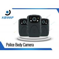 High Resolution Small Police Officer Body Camera Battery Life Long 3000mAh Manufactures