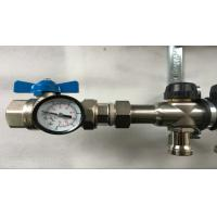 Manual tempertyre control House Water Manifold stainless steel 304 2 to 13 ports Manufactures