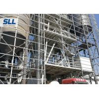 Tower Type Full Automatic Dry Mix Mortar Production Line Carbon Steel Material Manufactures