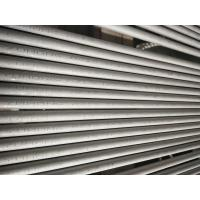 Stainless Steel Heat Exchanger Boiler Tube ASTM A213 TP304 / 304L Pickled&Annealed 100% HT 100% ET Manufactures