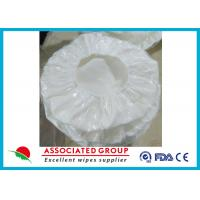 Needlrpunch Nonwoven Comfort Shampoo Cap Rinse Free Microwaveable Disposable Manufactures