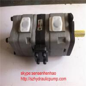 China supplier excavator machine hydraulic oil pump high quality gear pump Nachi Manufactures