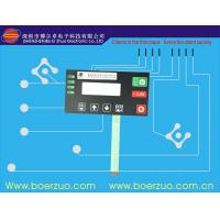 Metal Dome Flexible Membrane Electrical Touch Switches , 0.2 mm Texture PET Manufactures