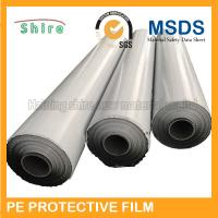 Anti - Scrap PE Protective Film Tape For 3000m Untrimmed Jumbo Rolls Manufactures
