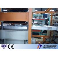 Automatic Plastic Thermoforming Machine For Fast Food Box 13000x2000x3200mm Manufactures