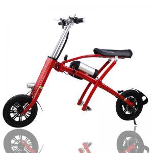 Buy cheap Aluminium Alloy Small Electric Bike Disc Brake Adjustable Handlebar Height from wholesalers