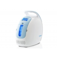 China Medical Oxygen Concentrator Portable Home Used Car Adapter 1~5L /Min Working Noise ≤45dB on sale