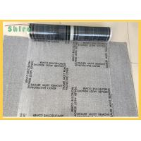 Dealer Must Remove Protective Cover Automobile Carpet Protection Film Manufactures