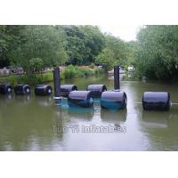 Quality Colorful Inflatable Buoy / Bar Marker Buoy for Water Entertainment for sale