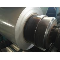 Quality 5 - 7 Microns Primer Coated Galvanized Steel Sheet In Coil 2H Pencil Hardness for sale
