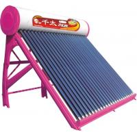 China QTCC-100L  (Choi steel  Compact Non-pressure Solar Water Heater) on sale