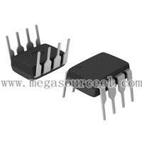 Integrated Circuit Chip MC34119P  ----- Low Power Audio Amplifier Manufactures