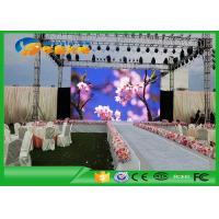 Super Slim Cabinet Video Wall LED Display for Rental , Outdoor LED Billboard Manufactures