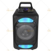 Outdoor Bluetooth Trolley Speaker Portable PA System With Wireless Microphone Manufactures