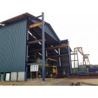 Prefabricated Light Steel Structure Residential Steel Buildings For Factory Manufactures