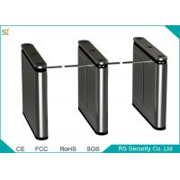 Fast Speed Drop Arm Automatic Turnstiles Remote Contol Access Gates Manufactures