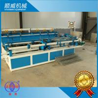 4m Length Single Wire Chain Link Fence Making Machine ISO9001 Certification Manufactures