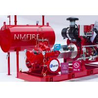 China UL Listed / FM Approved Diesel Engine Fire Pump on sale
