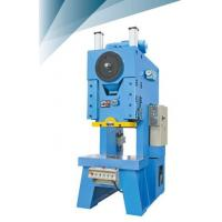 Hydraulic Mechanical Press Machine C-frame Fixed Table Press Reliable JL21 Series Manufactures