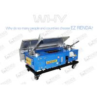 Buy cheap EZ-Robot stable  Automatic Rendering Machine For Internal Wall from wholesalers