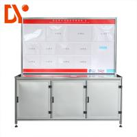 DY91 Industrial Assembly Workbench , Portable Aluminum Work Table