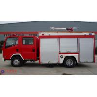 139KW Max Power Foam Fire Truck Manufactures
