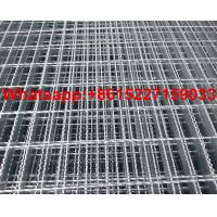 Galvanized serrated grating Manufactures