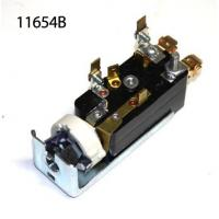 Headlight Switch, 6V, 24A 11654A, 11654b Manufactures