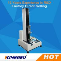 PC Control Universal Testing Machines Viscosity Testing Equipment Customized Grip Manufactures