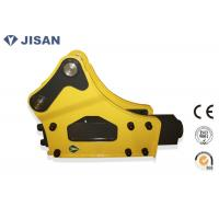 Krupp Side Type Hydraulic Rock Breaker Hammer For 10-16 Ton Sany Excavator Manufactures