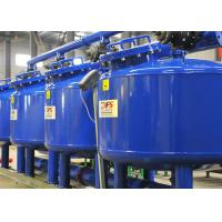 Wear Resistant Automatic Water Filter Industrial Water Treatment Systems Manufactures