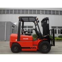 Energy Saving Double / Triple Mast Forklift 2.5 Ton Four Wheel Drive Forklift Manufactures