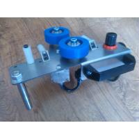 Pneumatic Manual Edge Roller Press for Double Glazing Units Manufactures