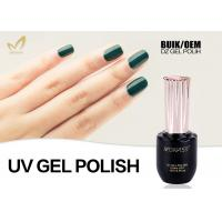 Eco Friendly One Step Gel Nail Polish UV Gel For Nail Art Design No Buble Manufactures