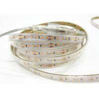 24V Rgb Waterproof Flexible Led Strips With DC Head Fast Heat Dissipation Manufactures