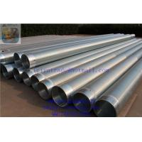 profile wire screen pipe Manufactures