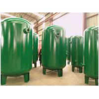 ASME Certificated  Compressed Air Storage Tank Low Pressure Vertical Orientation Manufactures