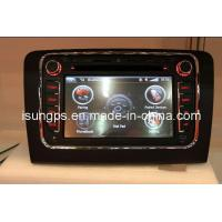 2 DIN 7 Inch 800*480 Digital Touch Screen Car DVD GPS for Skoda Superb with Dual Zone, Mulitlanguge, PIP Manufactures