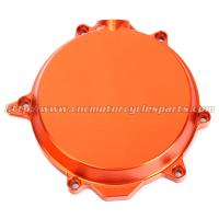 Dirt Bike Parts Lightweight CNC Billet Aluminum Alloy Clutch Cover KTM 250 Manufactures